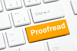 Hire Website Proofreader to achieve consistent and accurate text