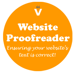Website Proofreader, making your website's text correct